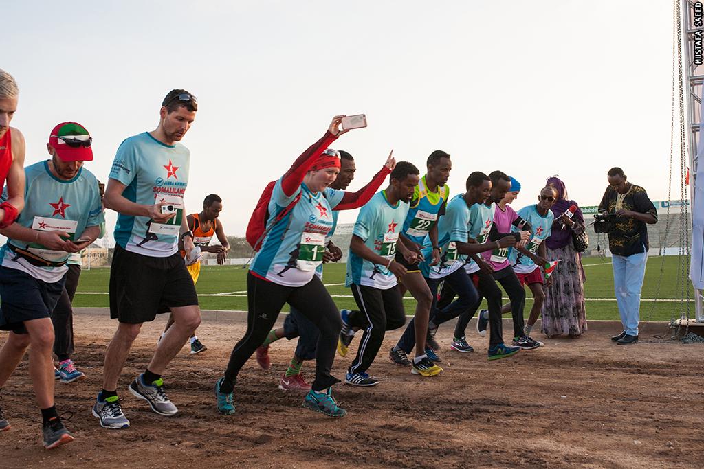 Jubba Airways Somaliland Marathon 2018